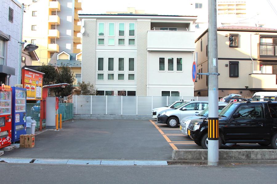 パルクシステム榴岡第2駐車場の画像