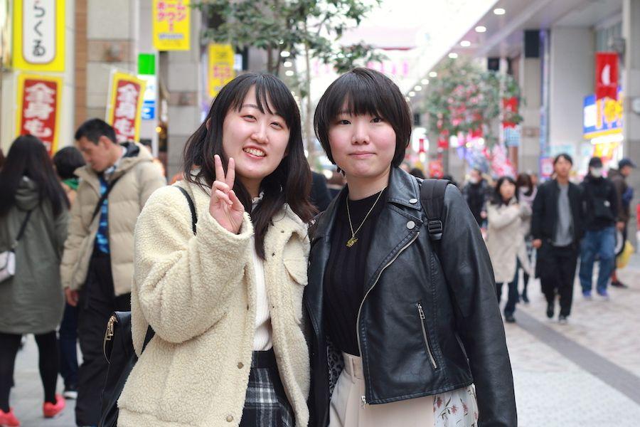 秋田出身のミカサバッグユーザー