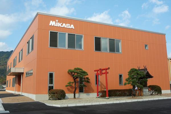 ミカサ本社の画像