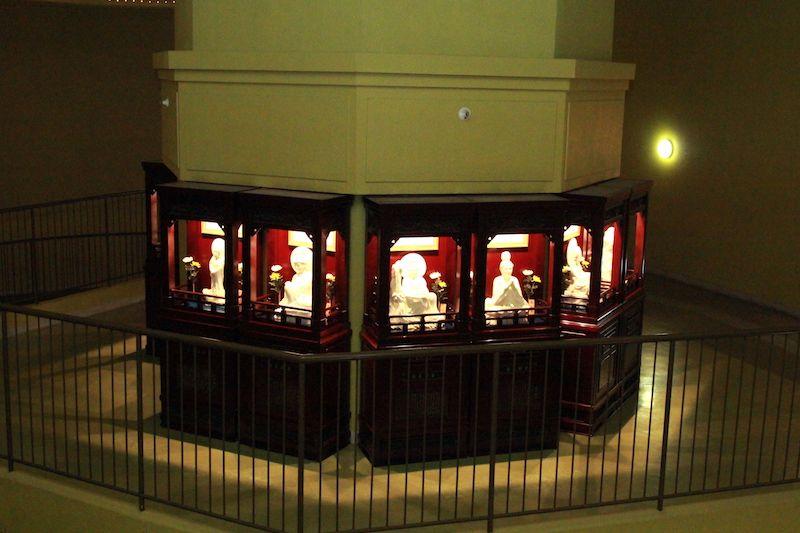 108胎内仏の画像