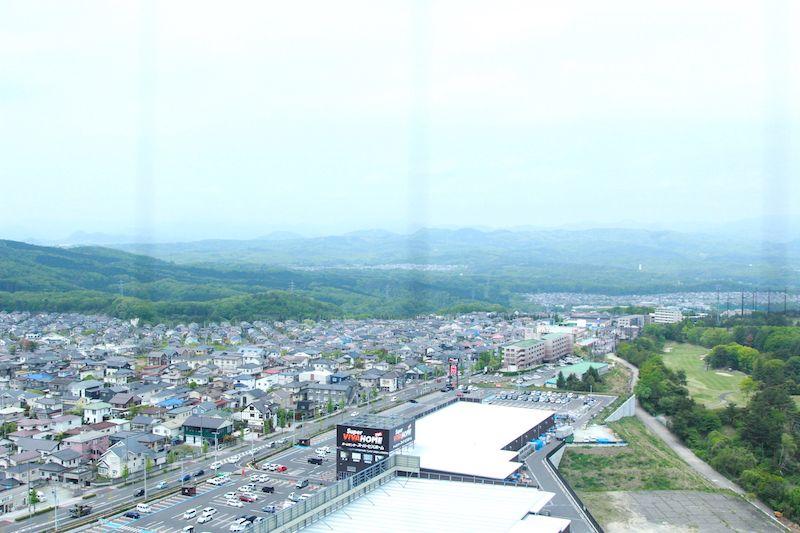 展望窓からの画像1