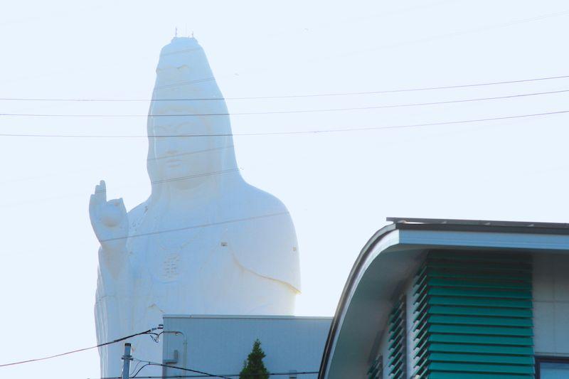 仙台大観音の画像