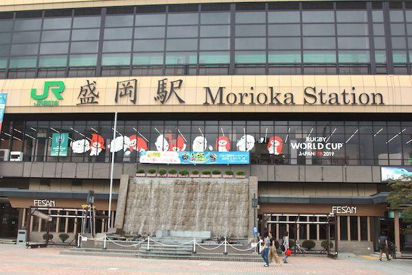盛岡駅の画像