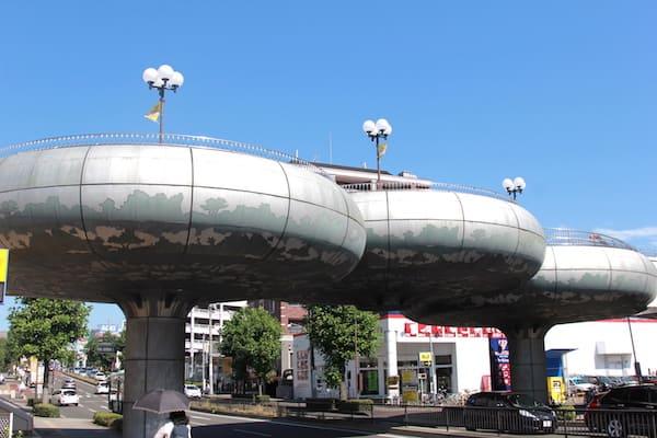 泉中央 遊歩道