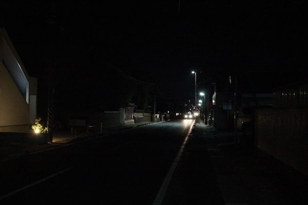太子堂駅を過ぎてからの画像