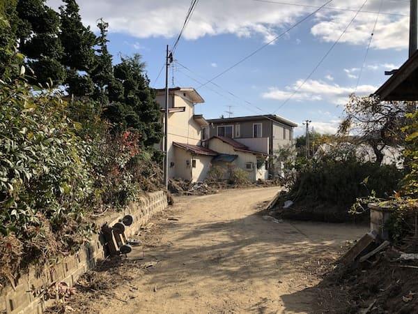 丸森町の被害状況