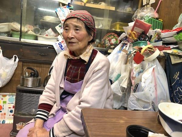三好食堂の店主の画像