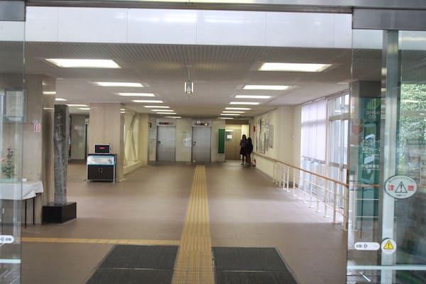 仙台市役所の社食までのアクセス