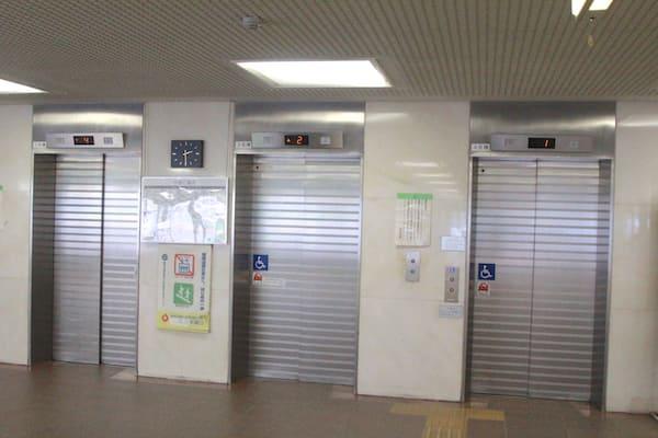 仙台市役所の社食のアクセス