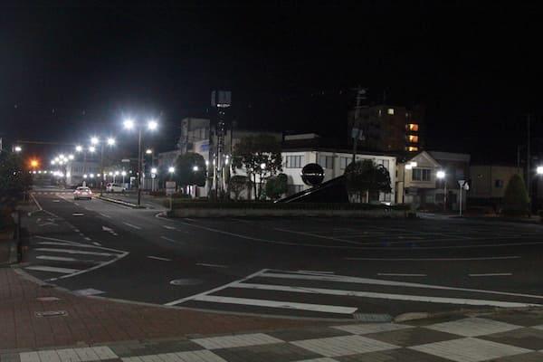 小牛田駅前の画像