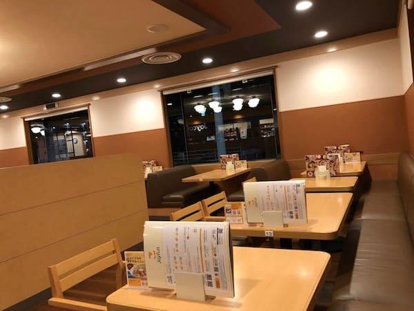 ジョイフル小牛田店の店内画像