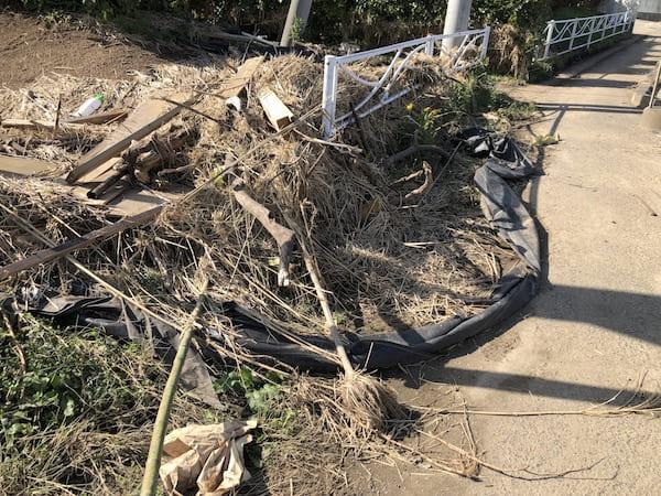 丸森町 台風 被害状況