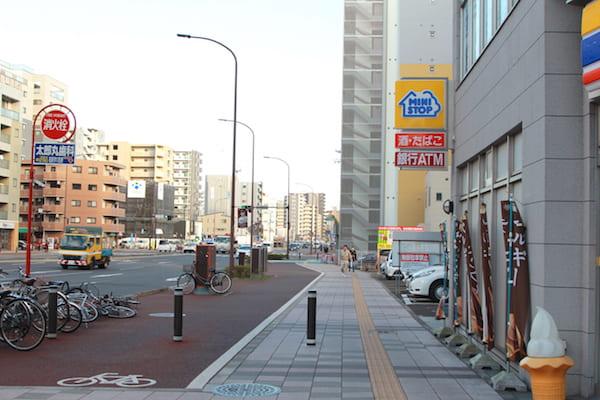 ミニストップ仙台東七番丁店の画像