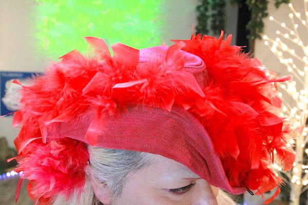 仙台ローリーの帽子の画像