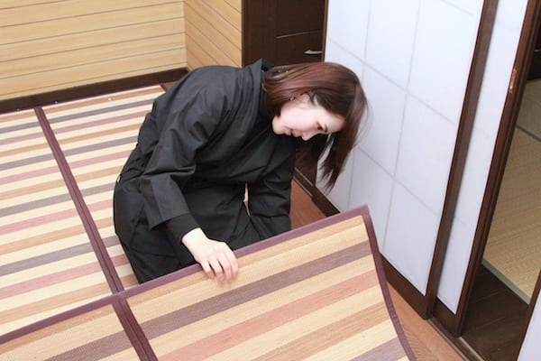 仙台で忍者体験ができるシノビハウスの画像