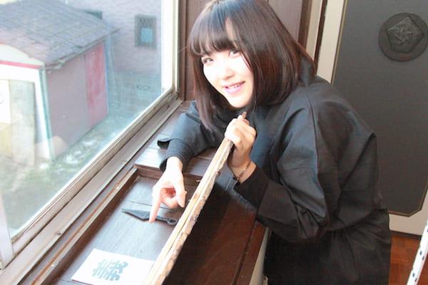 仙台の被写体モデルのあいるちゃんの画像