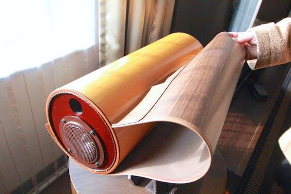 メトロポリタン仙台のスピーカーの画像