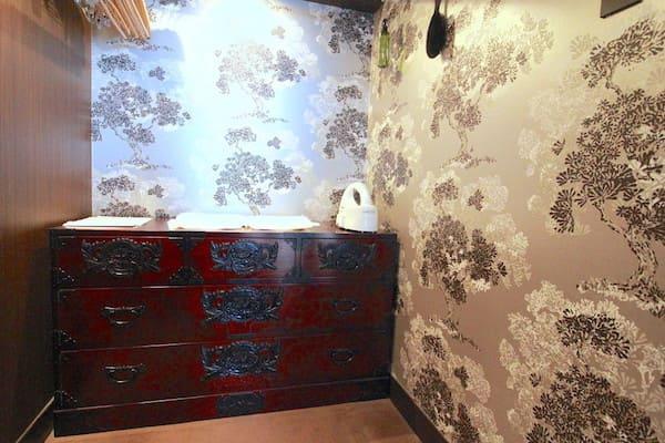 メトロポリタン仙台のウォークインクローゼットの画像