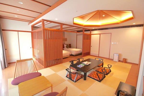 メトロポリタン仙台の和室の画像