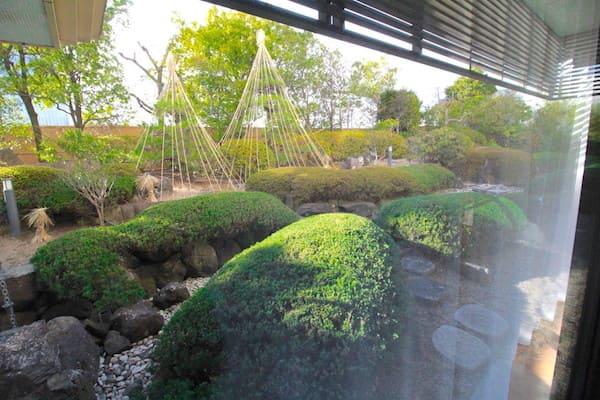 メトロポリタンの庭園の画像