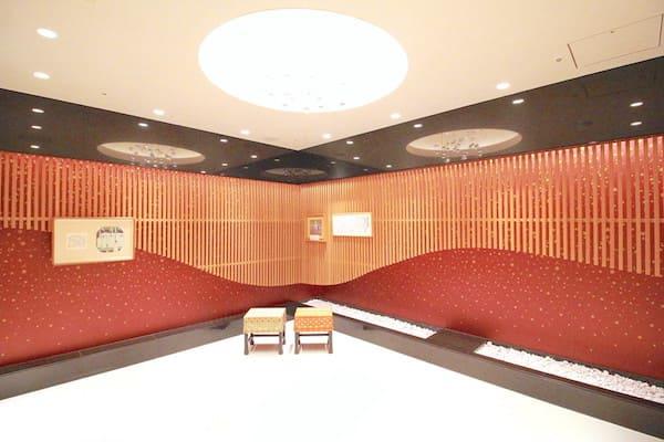 メトロポリタン仙台のチャペルの画像