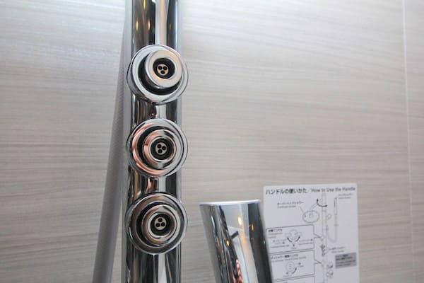 メトロポリタン仙台イーストのシャワーの画像