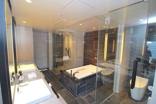 メトロポリタン仙台イーストの浴室の画像