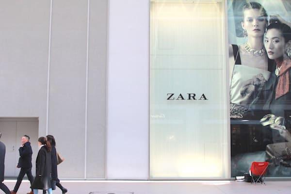 ZARA仙台一番町店の画像