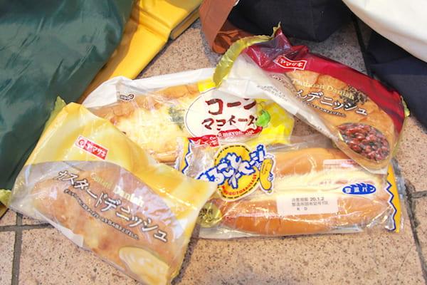 惣菜パンの画像
