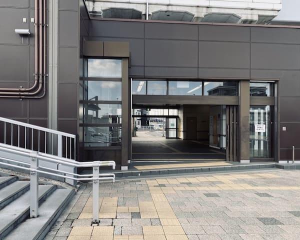 桂雀花の最寄り駅の富沢駅の画像