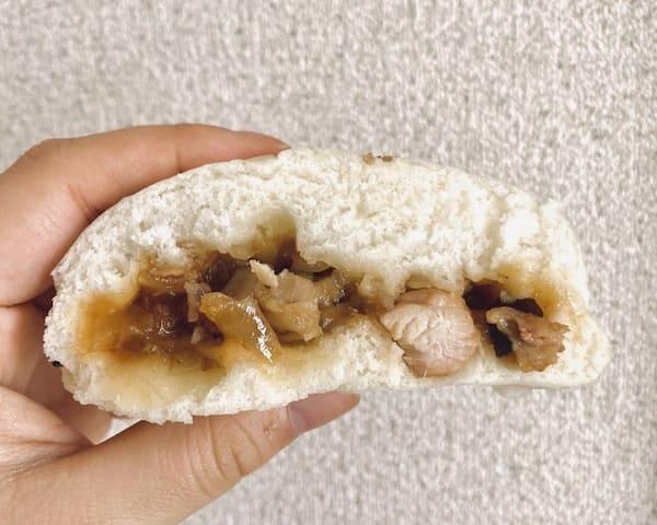 富沢の桂雀花の鶏まんの画像