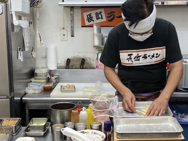 仙台で人気の長町ラーメンの画像