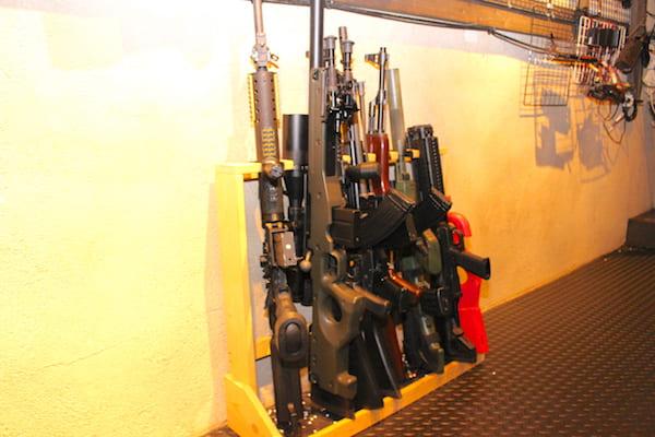 ZEROの銃の画像