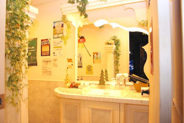 SEROのトイレの画像