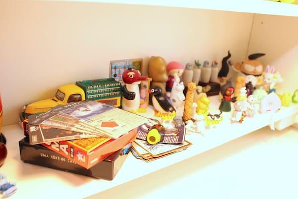 へんてこ屋にある小物雑貨の画像