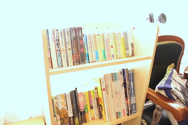 へんてこ屋にある本の画像