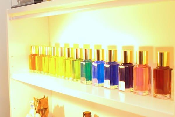仙台のカラーセラピーができるお店の画像