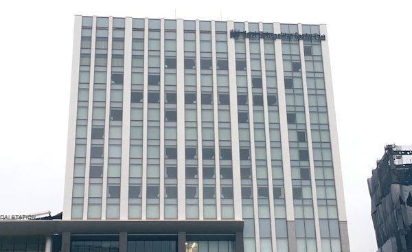 ホテルメトロポリタン仙台のむすび丸アート