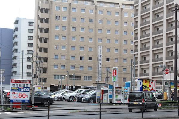 MKパーキング仙台駅前の画像