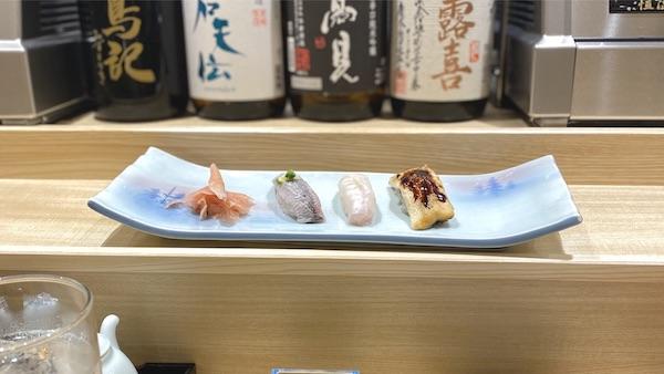 あさひ鮨 仙台駅店の寿司の画像