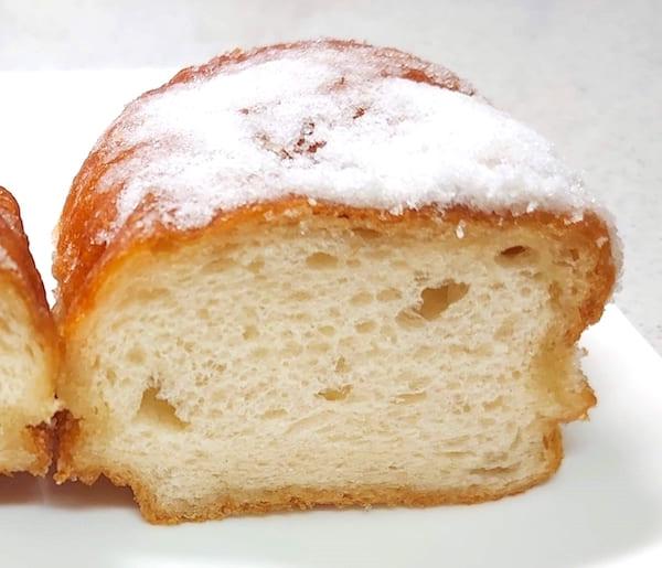 柴田パンの人気コッペパンの画像