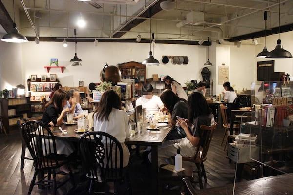 青山文庫の店内画像