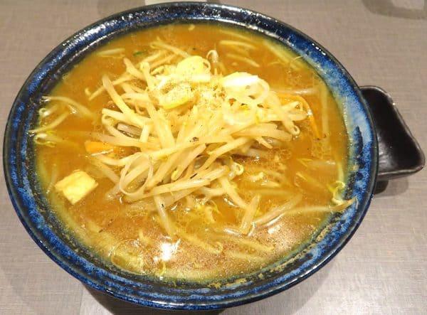 麺匠玄龍 ララガーデン長町店の味噌ラーメンの画像