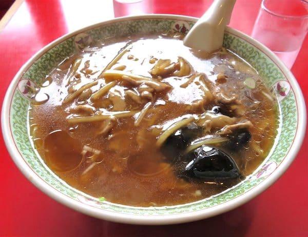 川平飯店の肉そばの画像