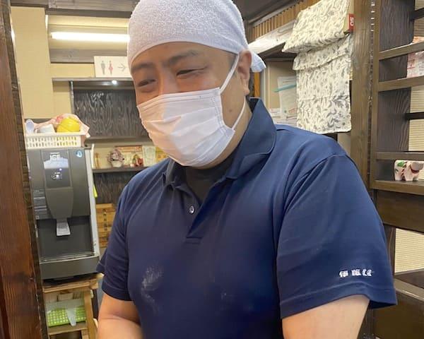 伊藤商店の店長の画像