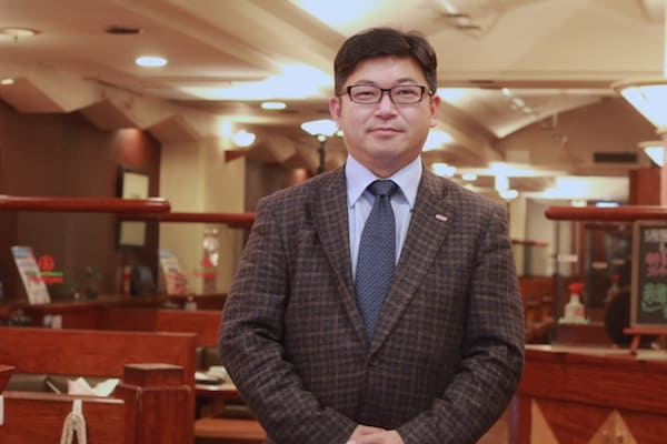株式会社ひがしやまの取締役の画像