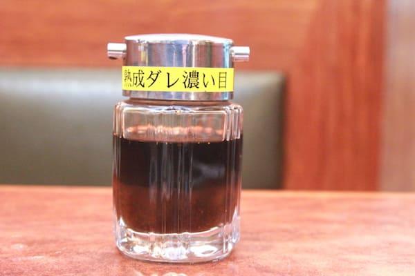 仙台の人気焼肉店の熟成ダレの画像