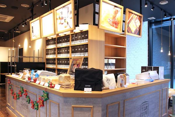 ラパン仙台本店の店内画像