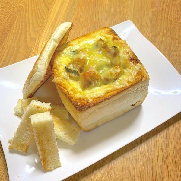 アレンジ食パンの画像