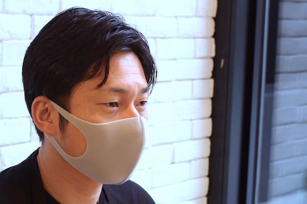 元楽天選手、現ラパンオーナー長谷部康平さんの画像